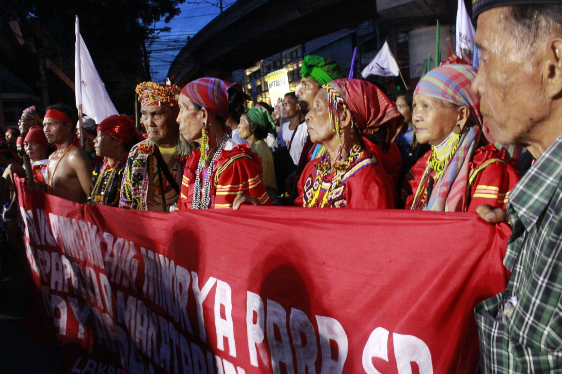 Support the Right to Self Determination and Other Socio-Economic Rights of National Minorities!