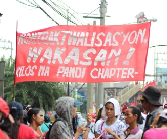 Rodrigo Duterte promised during his campaign to end the practice of contractualization, yet so far nothing substantial has been achieved.