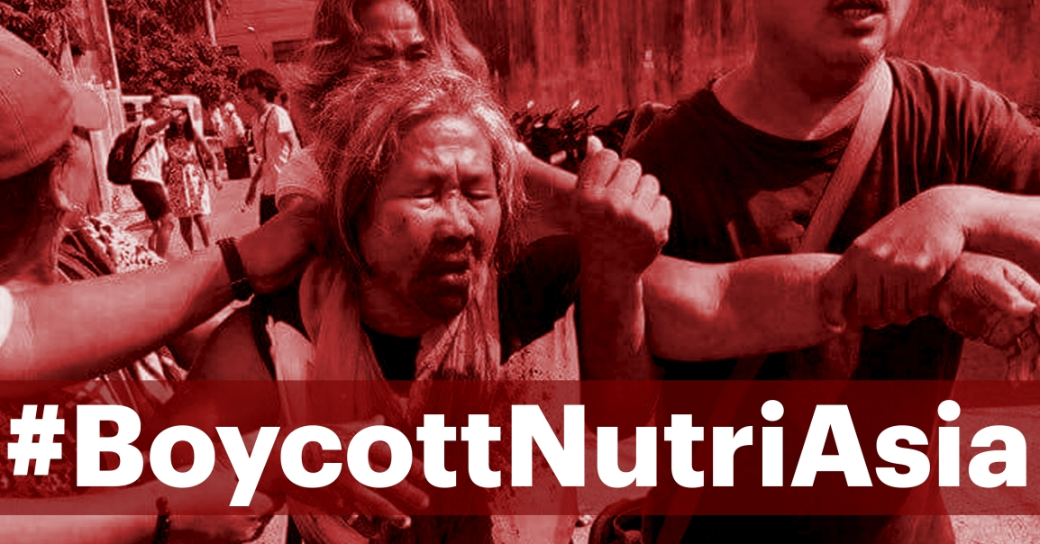 Statement on the Protest of NutriAsia workers and the illegal arrest of 19 workers and supporters