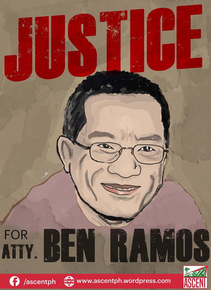 Atty. Ben Ramos: 24/7 Pro-bono Lawyer and Development Worker